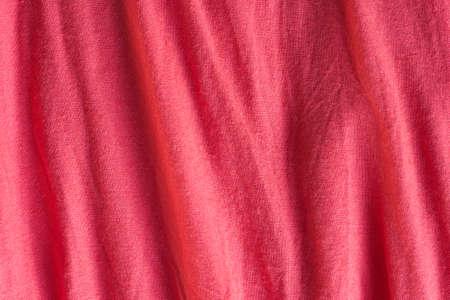 red color textile texture background 免版税图像