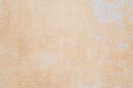 orange color old weathered plaster wall background texture