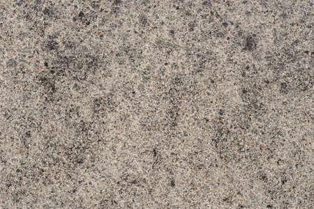 sandy soil ground background texture closeup Stock Photo