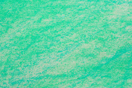 green color pastel drawing backgroubd texture on recycled paper