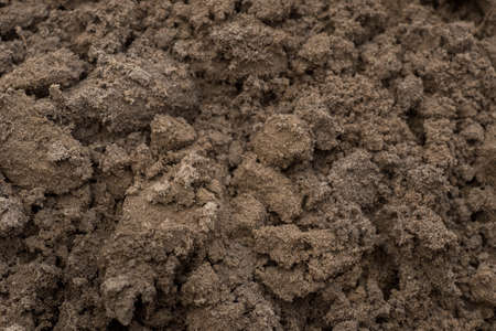 brown soil macro background texture Imagens