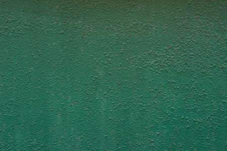 old green painted metallic background texture
