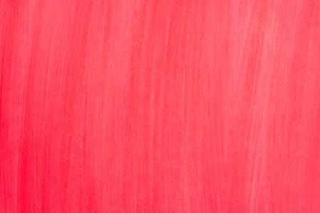 red color painted on paper background texture Reklamní fotografie