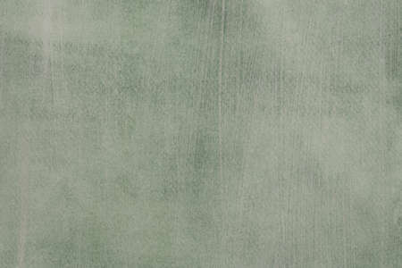 green color painted on paper background texture
