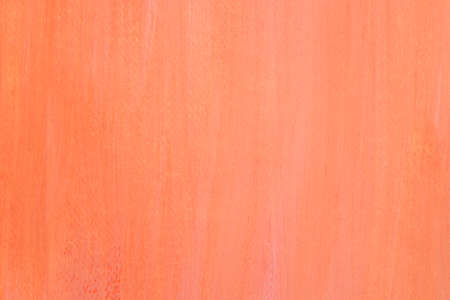 orange color painted on paper background texture
