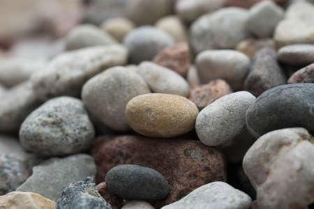 heap of small stones Reklamní fotografie