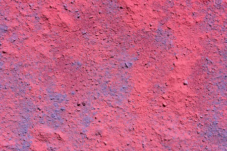 multicolored powder pigment art texture background macro Banco de Imagens