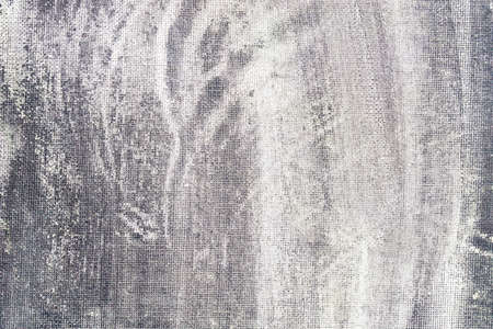 old gray painted artist canvas background texture