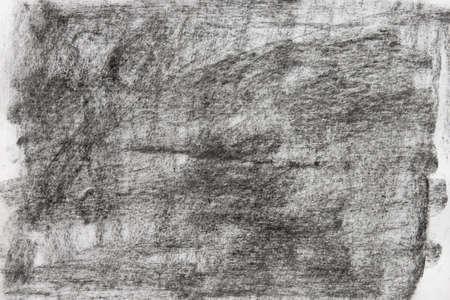 black charcoal crayon background texture on paper 版權商用圖片