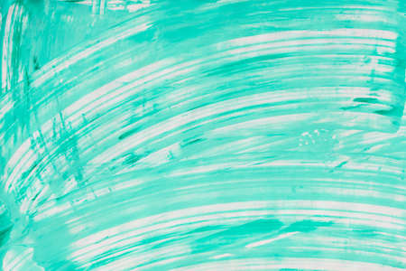 green color watercolor stained painted background texture