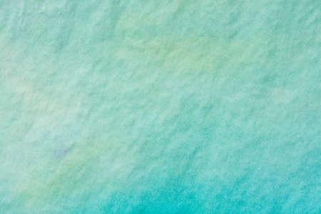 blue color watercolor painted background texture Foto de archivo - 168194495