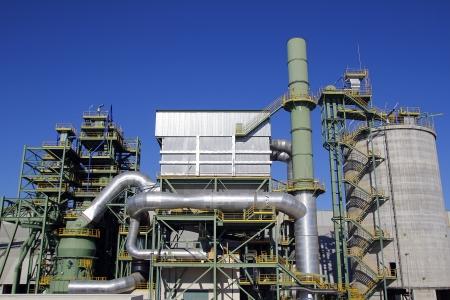 Les installations industrielles