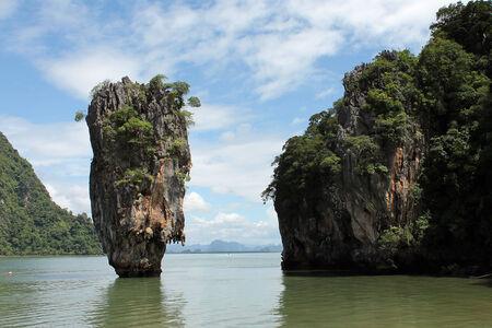 phang nga: Phang Nga Bay, Island, Thailand