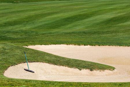 bunker: Golf bunker
