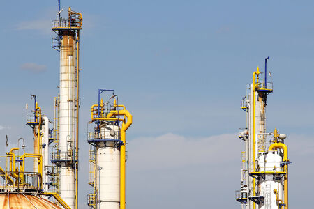 gasoil: Chemical industry