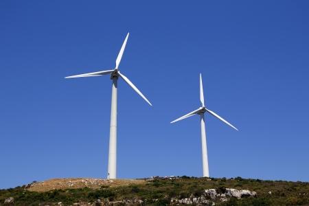 Turbine éolienne Banque d'images - 25381606