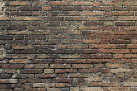 Old brick wall, traditional construction Stock Photo - 30530706