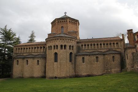 Monastère de Santa Maria de Ripoll, Catalogne, Espagne