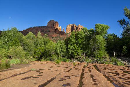 Cathedral rock in Sedona, Arizona, United States