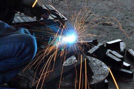 Metal work Stock Photo - 15824449