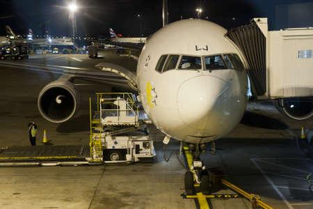 airplane provisioning, Barcelona