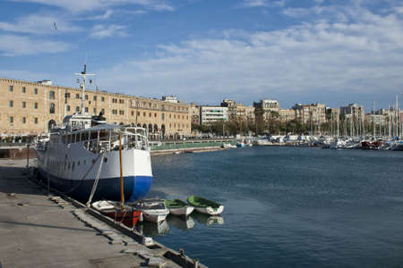 cityscape port