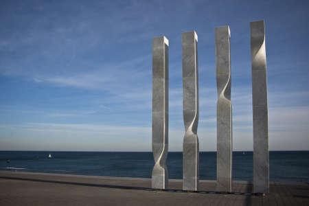 Barcelona sculpture