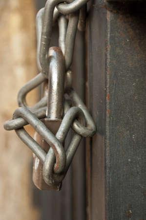 padlock Stock Photo - 12085650