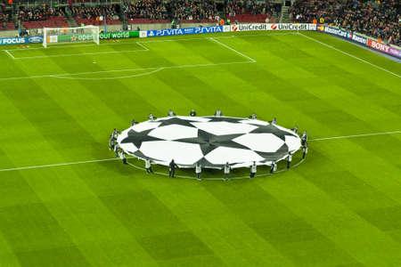xavi: Bar�a-Bayer Leverkusen. Champions Leage (7-1)