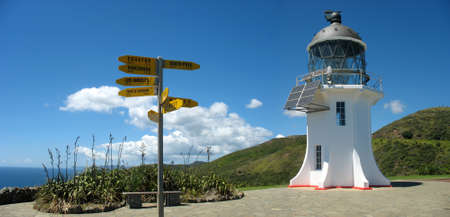 Cape Reinga Lighthouse photo