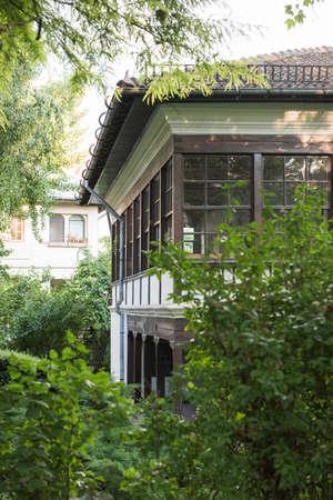 casa vecchia: Vecchia costruzione a Bucarest