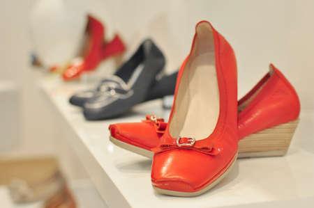 Woman shoes Banque d'images