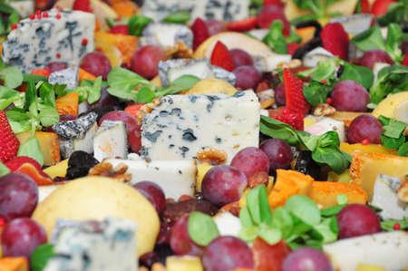 ensalada cesar: Mix de alimentos