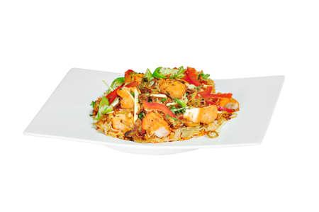 chaat: Indian cuisine Stock Photo