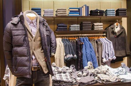 tienda de ropa: Hombre tienda de ropa
