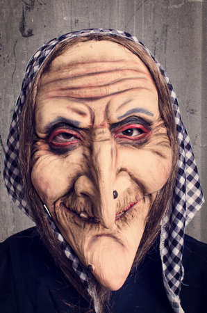 mujer fea: Bruja fea - disfraz