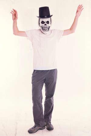 ghostlike: Death face