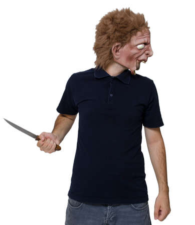 ghostlike: Killer with a knife