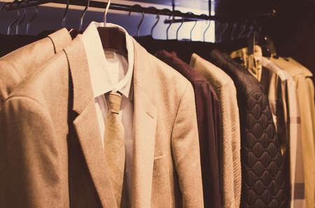 store: Men clothing store