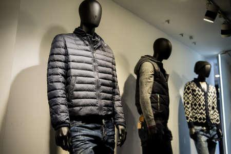 store: Men fashion store