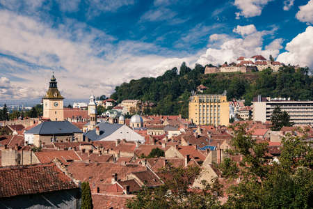 brasov: Brasov cityscape