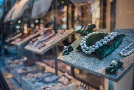 jewellery store in London