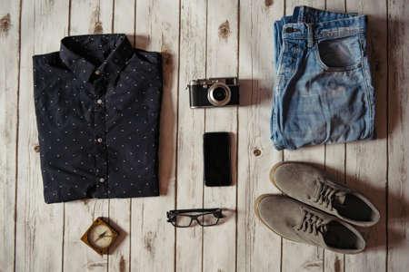setup: Hipster setup