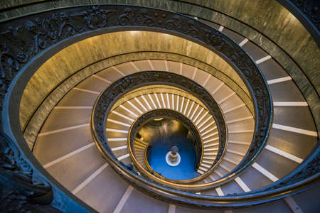 staircases: Spiral staircases