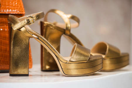 Luxury woman shoes
