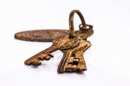 iron oxide: Oxide in Keys