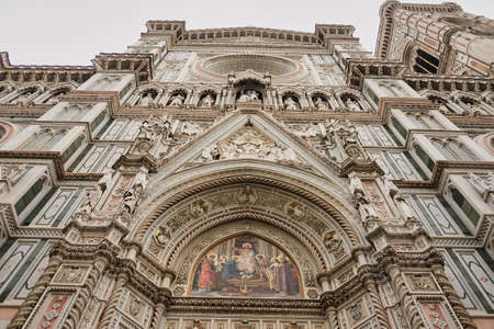 Basilica of Santa Maria del Fiore Basilica of Saint Mary of the Flower in Florence, Italy