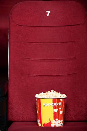movie popcorn: Popcorn - favorite snack at the cinema