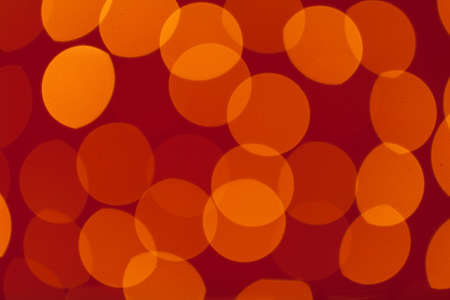 numerous: Numerous luminescent circles Stock Photo