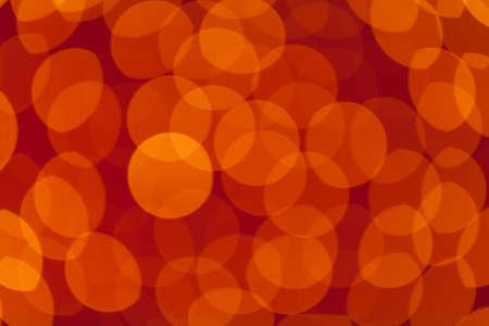 numerous: Numerous luminous circles